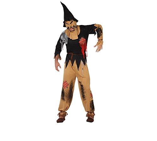 Atosa 26149 – Épouvantail, Monsieur Costume