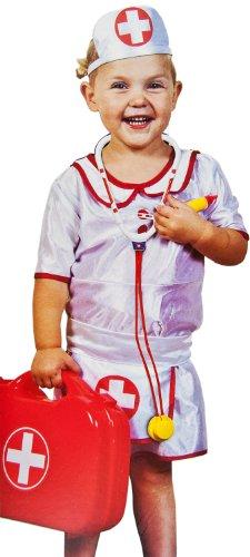 Krankenschwester Kind Kostüm (Reizendes Krankenschwester Kostüm für)