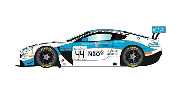 Buy Scalextric Aston Martin Vantage Gt3 Oman Racing 44 1 32 Slot