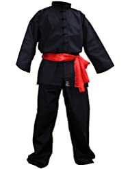 DOUBLE Y Tenue KUNG FU 7 boutons
