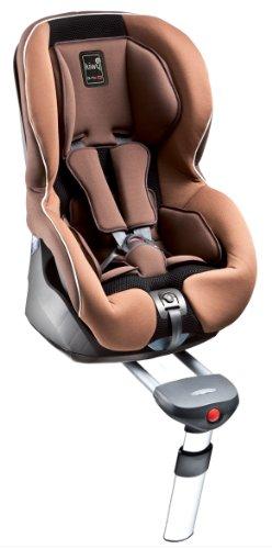Kiwy Kinderautositz Gruppe1 mit Isofix und SA-ATS Energiemanagement 9/18KG Moka ECE R44/04