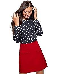 6573bd7e83899 Amazon.fr   Pois - Chemisiers et blouses   T-shirts, tops et ...