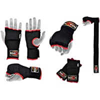 Maxx Protective Gear Foam padded inner glove with wrist wrap