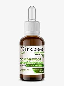 Southernwood Artemisia abrotanum Liquid Herb 800mg/ml 30ml