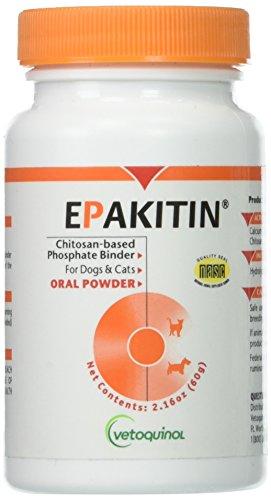 VETOQUINOL Epakitin - 60 Grammi 60 Grammi