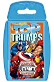 Marvel Ultimate Heroes Top Trumps