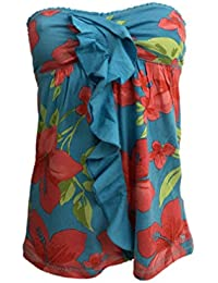 Abercrombie & Fitch - Camiseta sin Mangas - para Mujer