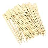 Yongse 30 Pezzi. Hummelladen - Spiedini da Barbecue in bambù, 20 cm