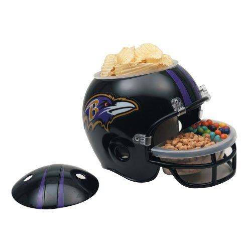 (NFL Snack-Helm Baltimore Ravens)