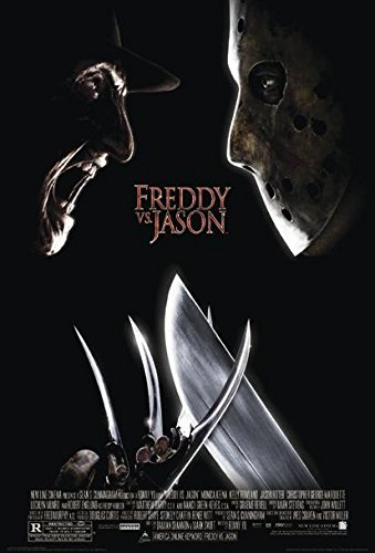 Close Up Freddy vs. Jason Poster (68,5cm x 101,5cm) + Ü-Poster