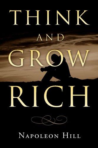 Buchseite und Rezensionen zu 'Think and Grow Rich' von Napoleon Hill