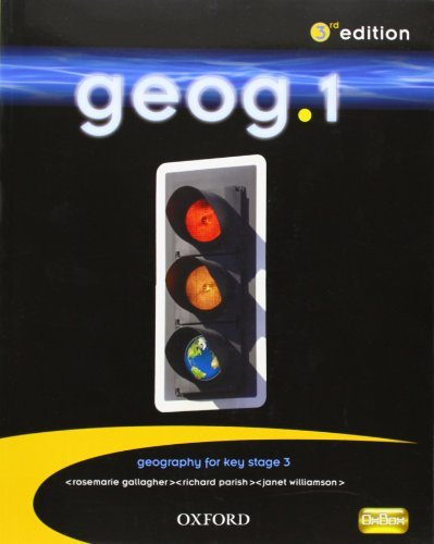 Geog.: 1: Students' Book by RoseMarie Gallagher (2008-01-17)