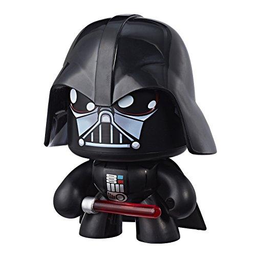 Mighty Muggs-  Figura Coleccionable de Star Wars,  Darth Vader,  (Hasbro E2169EU4)