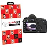 Scratchgard HD Screen Protector for Canon 6D (Transparent Clear)