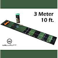 Welling PlayaPutt Putting Matte 3metros, 300x 50cm–El original de Well