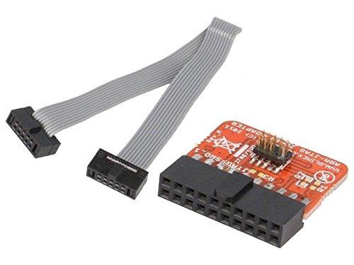 ARM-JTAG-20-10 Accessories adapter IDC10,IDC20 Interface JTAG 50x40mm