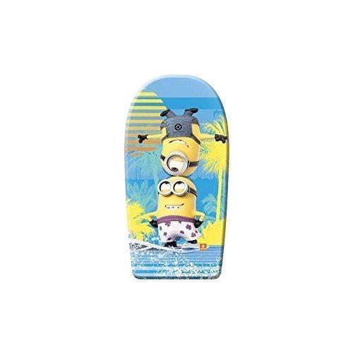 Lively Moments Hochwertiges Bodyboard ca. 84 cm / Body Board / Surfboard / Schwimmbrett von Ich - Einfach unverbesserlich / Minions