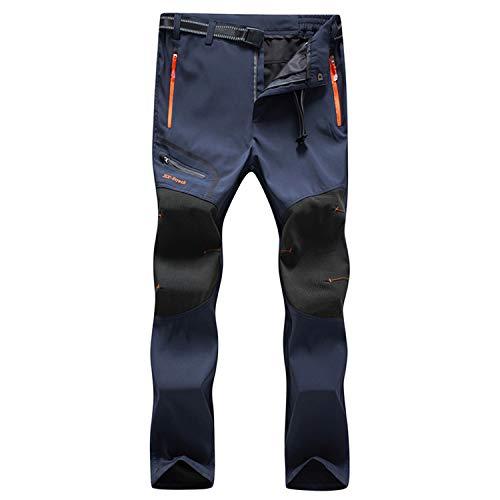 7VSTOHS Pantaloni da Trekking per Uomo Abbigliamento Sportivo Leggero e Traspirante Comodi Pantaloni Sportivi Pantaloni da Equitazione da Corsa Pantaloni da Lavoro