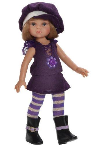 Paola Reina - Carla, muñeca de vinil (04585)