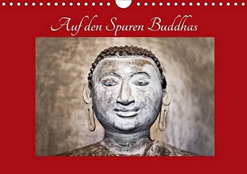 Auf den Spuren Buddhas (Wandkalender 2020 DIN A4 quer)