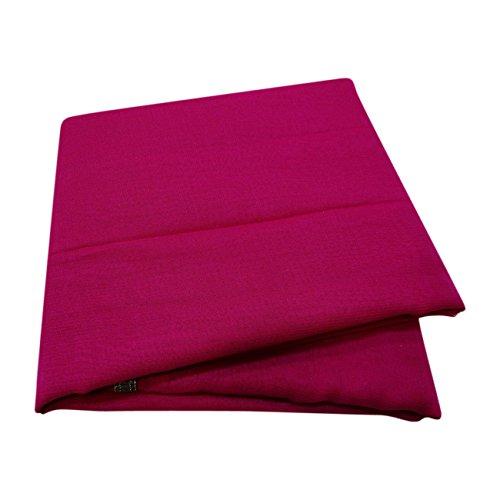 PEEGLI Indisch Vintage Magenta Saree Traditionell Tragen Ethnisch Frau Kleid Bestickt Seiden Mischung DIY Nähen Stoff Bollywood Designer Sari Designer Bollywood Saris