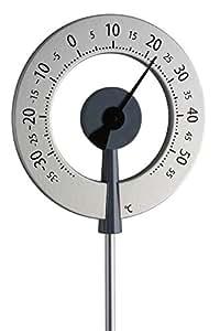 "TFA Dostmann 12.2055.10 ""Lollipop"" / Thermomètre de jardin design"