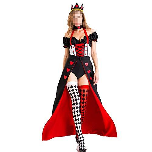 Pfirsich Erwachsene Kostüm Für - YyiHan Halloween Kostüm, Outfit Für Halloween Fasching Karneval Halloween Cosplay Horror Kostüm,Halloween Kostüm Erwachsene Pfirsich Herz Königin Prinzessin Kostüm Gericht Kleid Kostüm