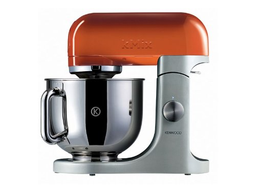 Kenwood - KMX97 - Batteur sur socle, 500 watts, Orange