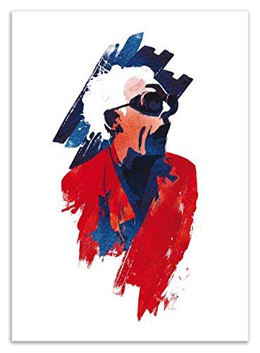 Ck-poster (Poster, Zurück in die Zukunft, Doc, 50x 70cm)