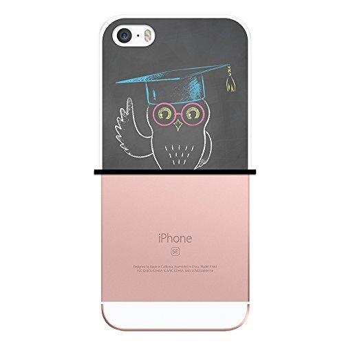 iPhone SE iPhone 5 5S Hülle, WoowCase Handyhülle Silikon für [ iPhone SE iPhone 5 5S ] Indischer Stil mit Elefanten-Muster Handytasche Handy Cover Case Schutzhülle Flexible TPU - Schwarz Housse Gel iPhone SE iPhone 5 5S Transparent D0313