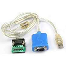 USB 2.0 to RS-485/-422 RS485/RS422 Adapter Converter Cable, Chipset of FT232