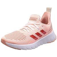 Adidas Asweego, Women's Running Shoes, Orange (Clear Orange/Solar Red/Raw White), 6 UK, (39 1/3 EU),F35567