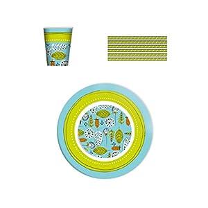 Magò - Kit de fiesta, multicolor, PRI001-XS