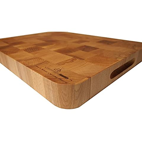 DB tagliere in legno di faggio, 40x 30x 4cm