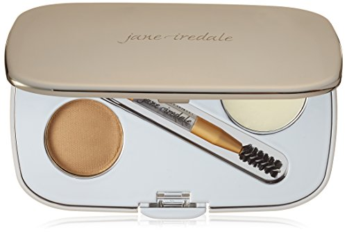 Jane Iredale GreatShape Eyebrow Kit (1x Brow Powder, 1x Brow Wax, 1x...