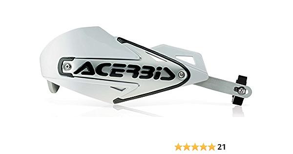 Acerbis 0013056 030 Multiplo E Handprotektoren Weiß Auto