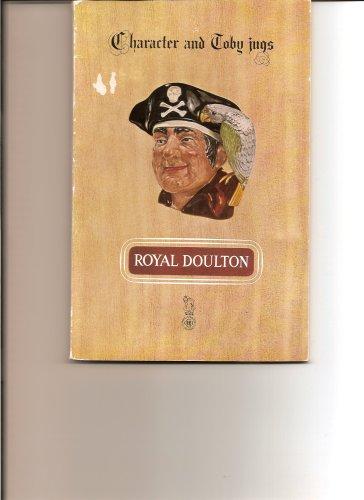 Royal Doulton Toby (Character and Toby jugs (Collectors Book No.5))