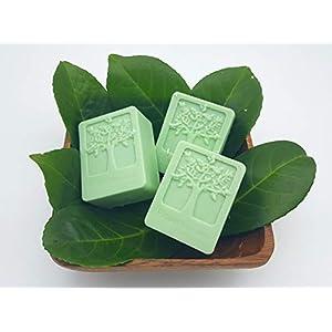 Man's Secret Seife – Männerseife, Duschseife, vegan, ohne Palmöl, handgemachte Naturseife von kleine Auszeit Manufaktur