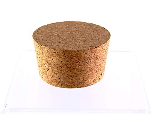 Tappi conici in sughero 70/65mm - tappo gorgogliatore tappi di gomma con perforazione fermentazione
