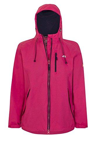 Target Dry Solar II Womens Waterproof Jacket (Fuchsie, 8) (Storm Womens Peak)