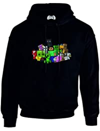 Minecraft 1 Fanart Kids and Adults Hoodie