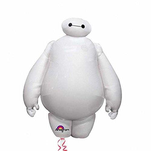 "Big Hero 6 Super Shape Foil Balloon 27"" x 31"" 68cm x 78 cm"