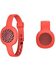 Jawbone UP Move Bluetooth-Aktivitäts/Schlaftracker mit Clip rot für iOS/Android