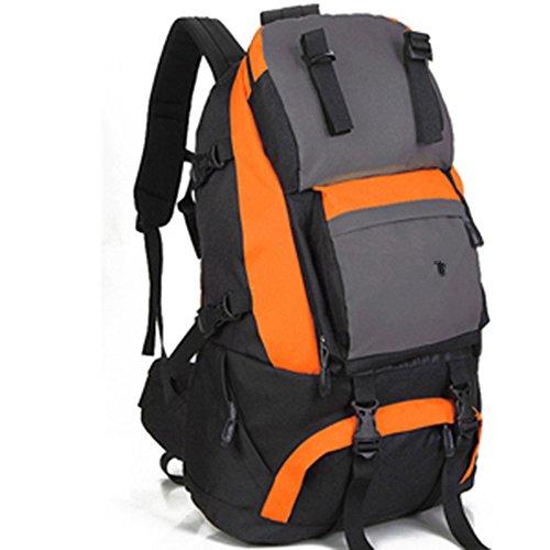 LWJgsa In Der Tasche Schultern Frauen Männer Leichte Sport - Taschen Wandern Große Kapazitäten Rucksäcke. Orange