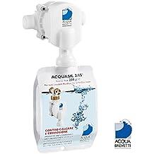 """Acqua Brevetti MiniDUE 1/2""""no-salt líquido descalcificador de agua–sin residuos agua, sin energía, just sin cal en cualquier lugar y funciona mejor que una de sal para descalcificador de agua."""