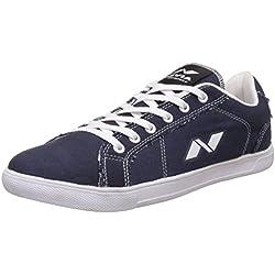 Nivia Men's Blue Sneakers - 10 UK/India (43 EU)(4967)