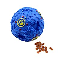 Yying Dog Cats Snack Ball Feed Ball Dog Toy Dog Food Ball IQ Treat Training Interactive chews