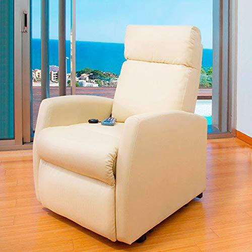 Sillón Relax Masaje Compact. Función Calor. 5 programas