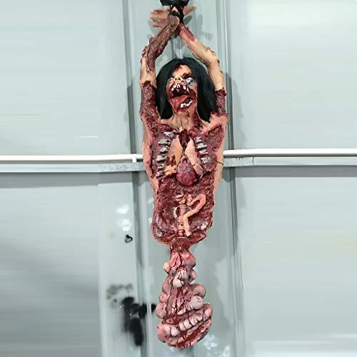Non Kostüme Halloween Ideen - BLUEDYYY Scary Cosplay Kostüm Party