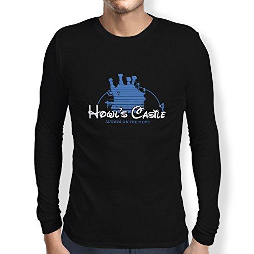TEXLAB - Howl's Castle - Herren Langarm T-Shirt, -